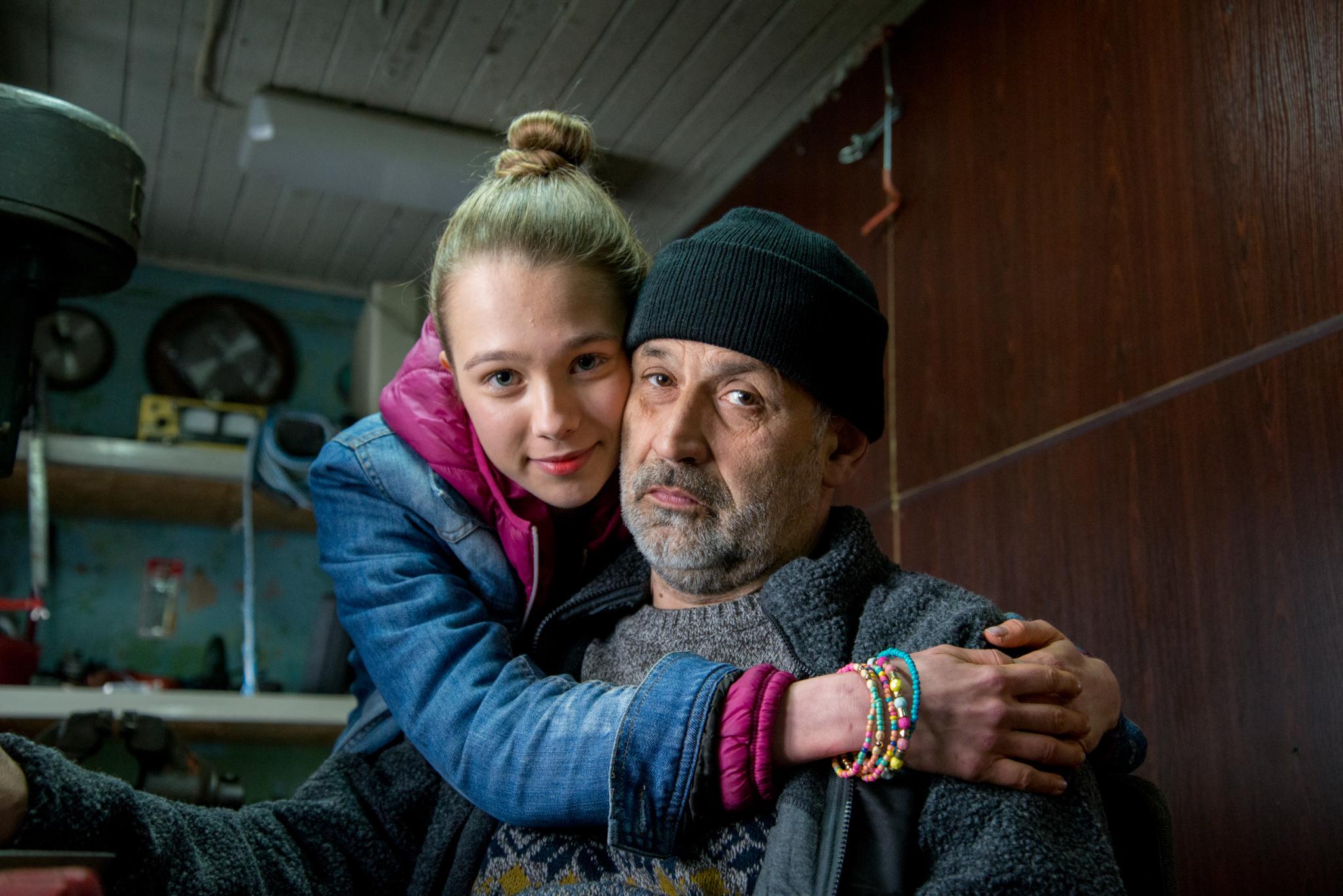 Magdalena Żak (Zuza) i Krzysztof Stelmaszyk (Karol)